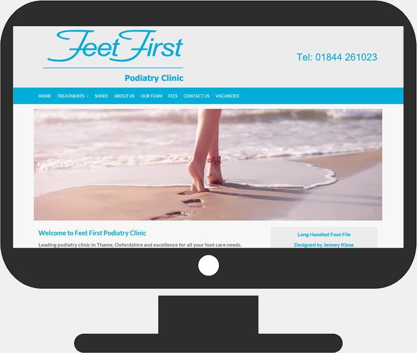 Feet First Thame